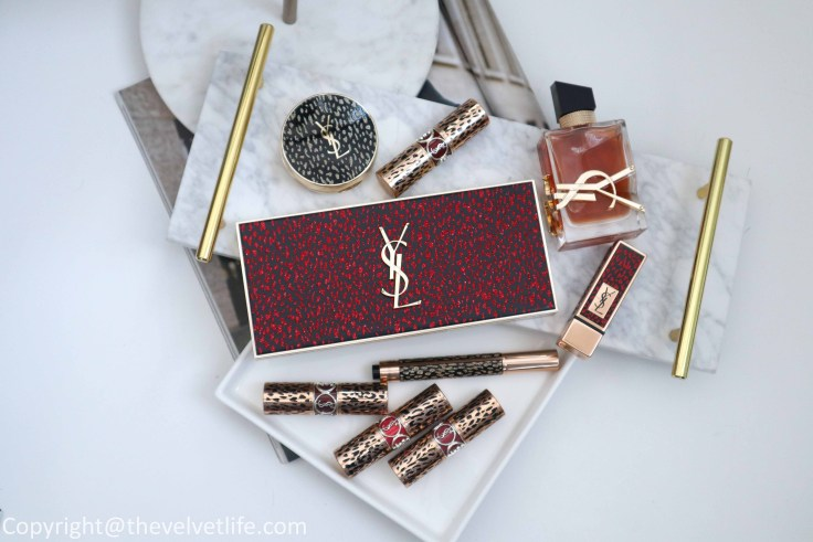 YSL Beauty Holiday 2020