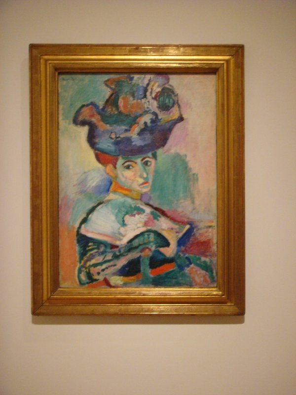 Henri Matisse Woman with Hat