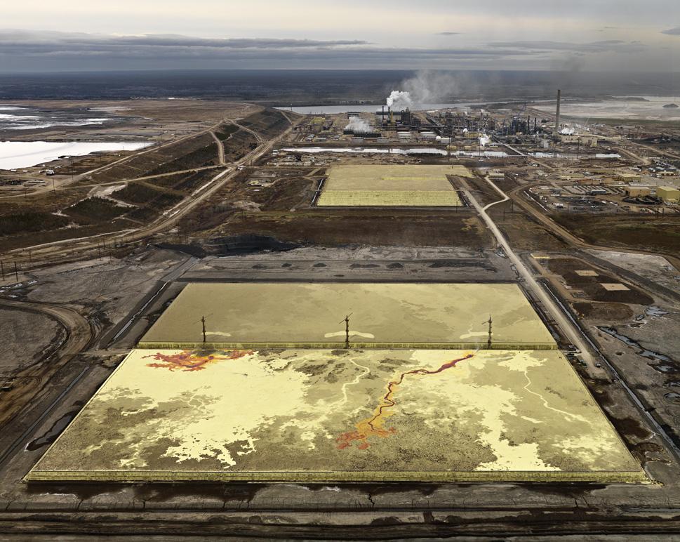 Alberta Oil Sands #6, Fort McMurray, Alberta, Canada