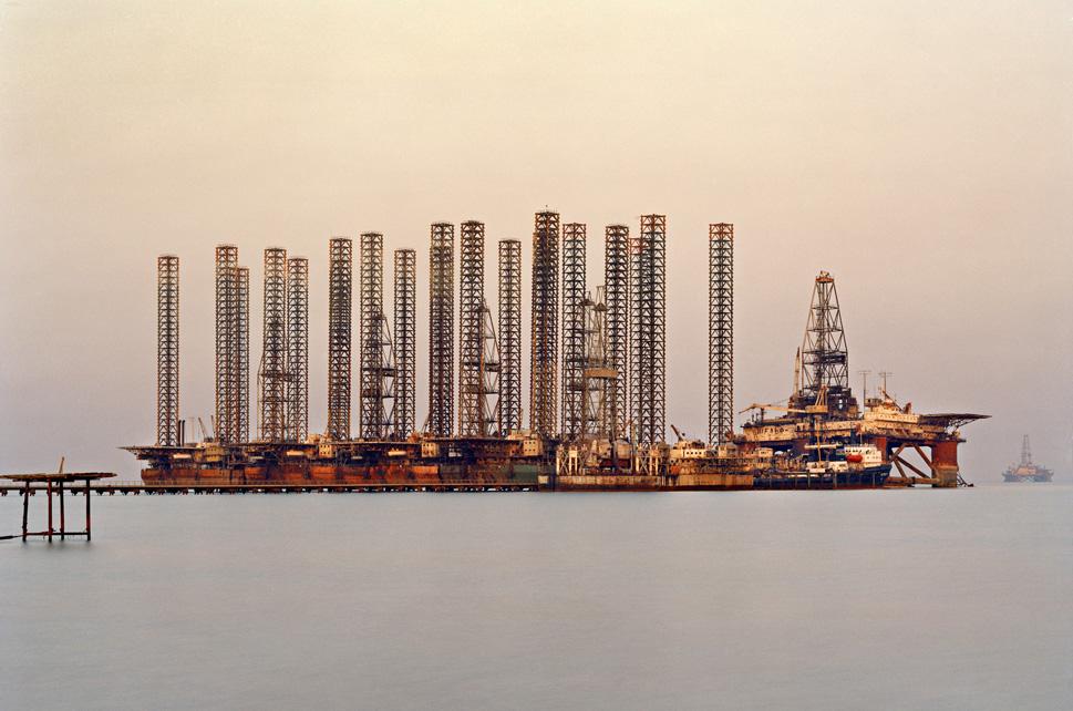 SOCAR Oil Fields #6, Baku, Azerbaijan