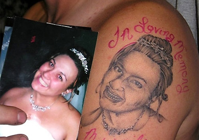 The worst tattoo ever?