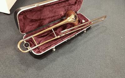 Trombone courtois
