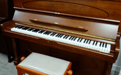 Piano droit SU 118 Samick