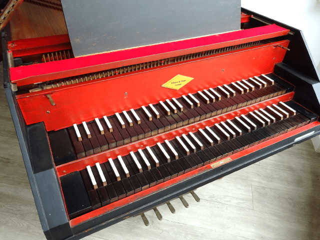 clavecin william de blaise