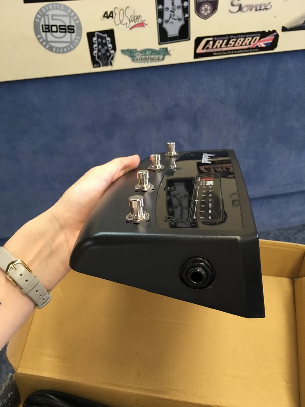 Footcontroller STOMPWARE