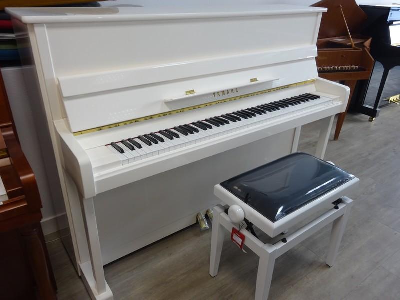 PIANO DROIT YAMAHA P116 MPWH