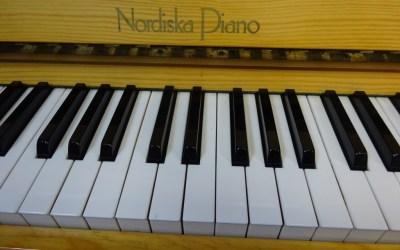 Piano NORDISKA Futura