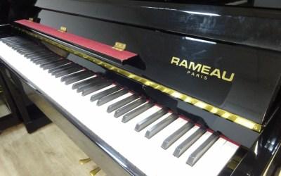 Piano RAMEAU Lutèce