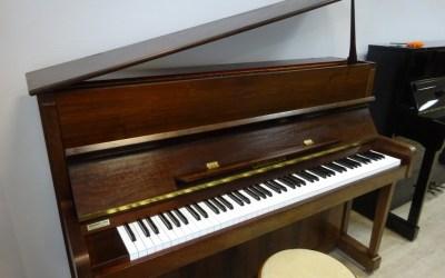 Piano droit GEBELIN/WIENNER M113D