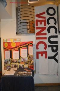 Occupy_Venice_Film_Series,_Entrance