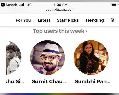 A Thank You Note for Jr. B, Swara Bhasker, Neetu Chandra and YKA