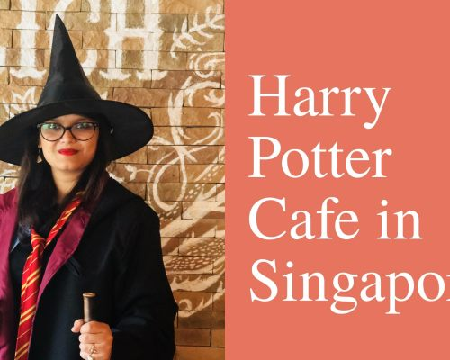 "Platform 1094 – The ""Almost"" Harry Potter Cafe in Singapore"