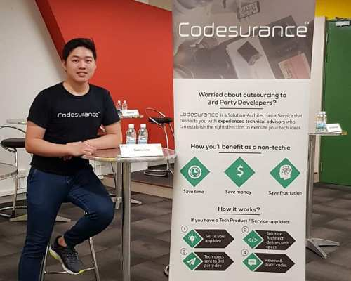 Meet Jian Rong Teo – Singapore's Serial Entrepreneur