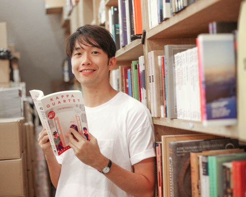 Daryl Qilin Yam, Author of Kappa Quartet Talks InstaPoets, Getting Published and Queerness