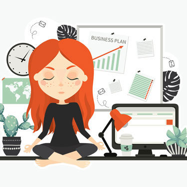 avoiding-stress-at-work-woman-illustration-sml-375x375