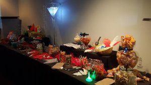 Darwin Function Centre candy bar