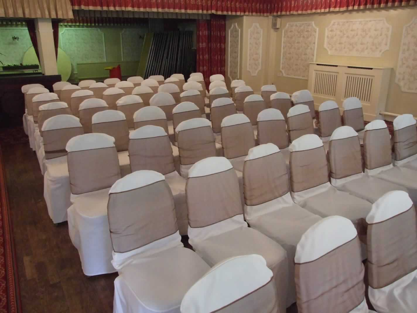 wedding chair covers warrington wheelchair in arabic the uk company venue dresser