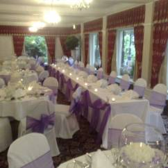 Wedding Chair Covers Warrington Table And Chairs Set The Uk Company Venue Dresser