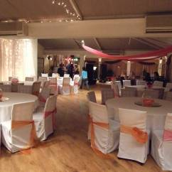 Wedding Chair Covers Warrington Black Cross Back Chairs Nz The Uk Company Venue Dresser