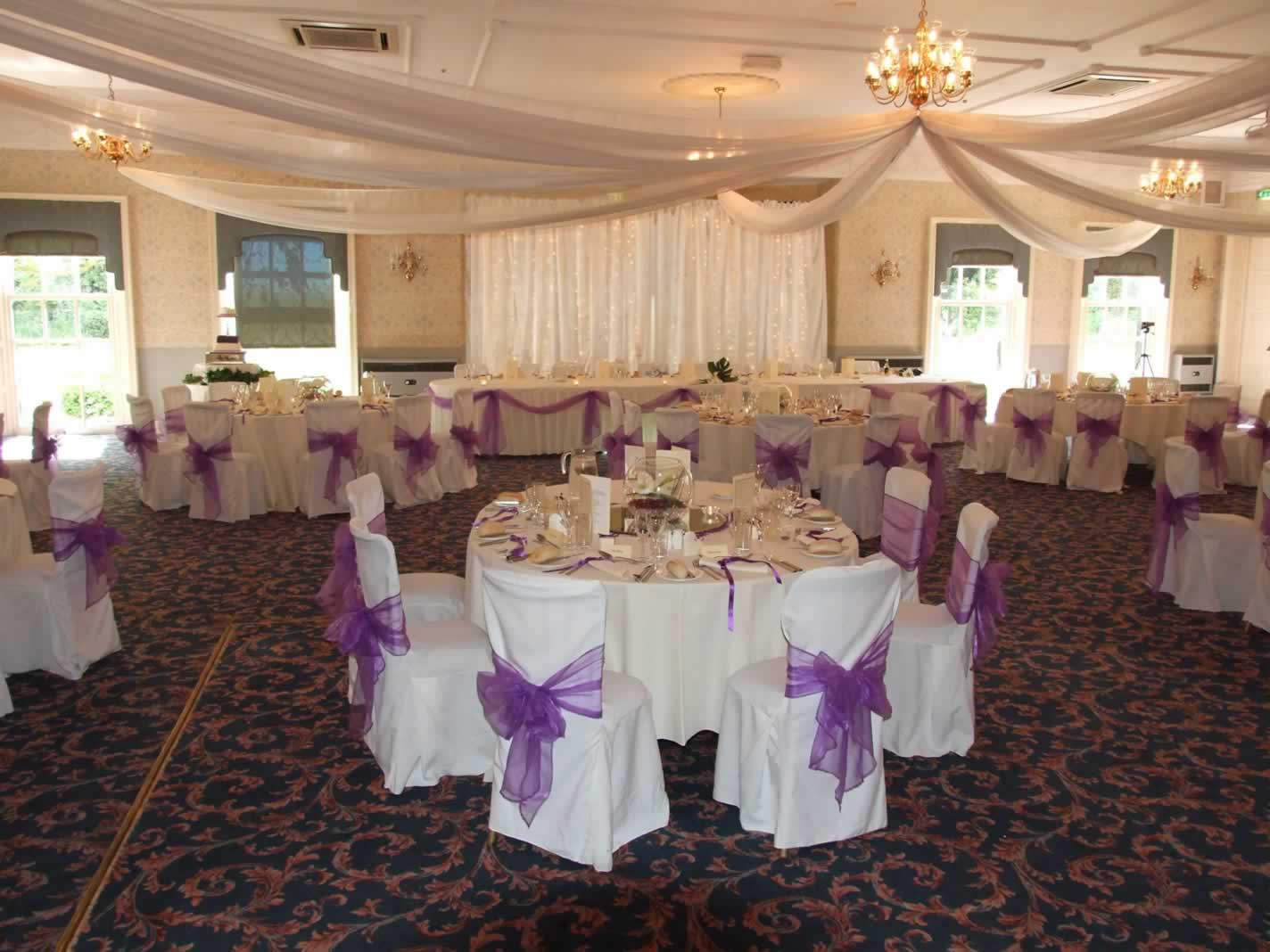wedding chair covers warrington folding legs the uk company venue dresser