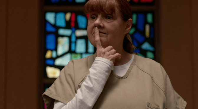 "Orange Is The New Black  307- ""Tongue Tied"" Full Recap"