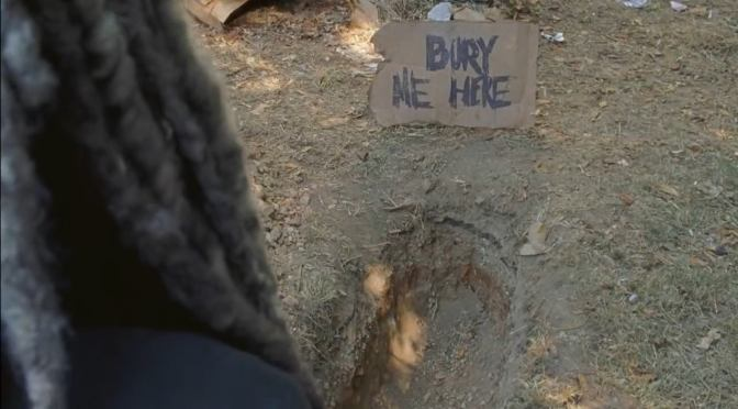 "The Walking Dead 713 ""Bury Me Here"" Instant Cast"