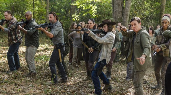 "The Walking Dead 715 ""Something They Need"" Recap"