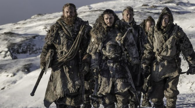 "706i ""Beyond The Wall"" Instant Cast- Game of Thrones"
