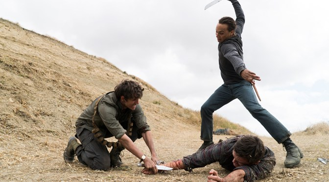 "312 ""Brothers Keeper"" Fear The Walking Dead Recap"