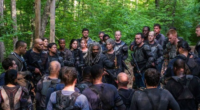 """802 """"The Damned"""" The Walking Dead Recap"""
