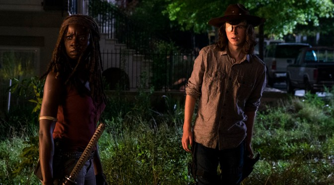 "808 ""How It's Gotta Be"" The Walking Dead Recap"