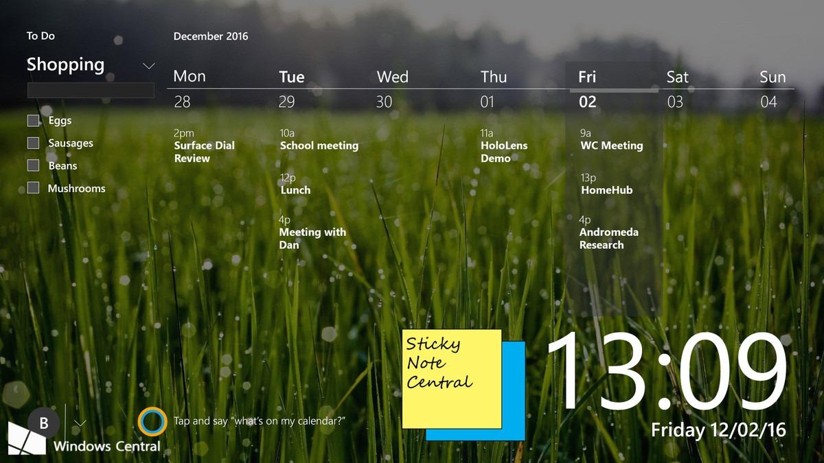 Home Hub - בקרוב במחשב ה-Windows 10 שלכם | צילום: Windows Central
