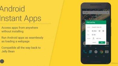 Photo of גוגל החלה בניסוי פנימי של פרוייקט ה-Android Instant Apps שהוצג ב-Google I/O האחרון
