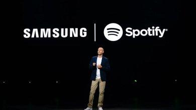 Photo of נלחמת באפל מיוזיק: סמסונג ו-Spotify חתמו על הסכם שותפות