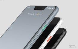 הפיקסל 3 נחשף מכל כיוון \ צילום: Phone Designer