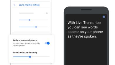Photo of גוגל משיקה שני שירותים המיועדים לכבדי שמיעה שבהחלט יכולים לשמש גם כל אחד אחר