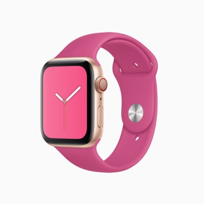 apple-watchos6_summer-sports-band-dragon-fruit_060319