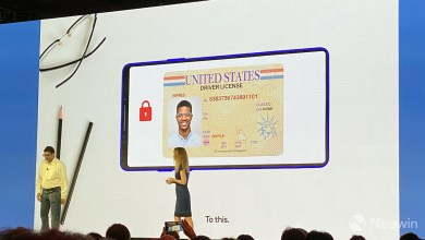 Photo of גוגל הציגה את Mobile ID; תעודת זהות במכשיר האנדרואיד שלכם
