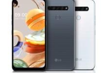 Photo of חברת LG משיקה בישראל 3 סמארטפונים חדשים בסדרת K; החל מ-679 שקלים