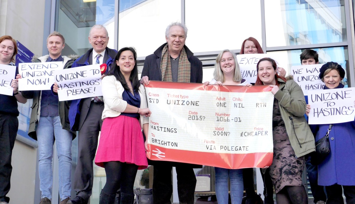 LOCAL: Sarah Owen and Lords join students in backing the Unizone Campaign