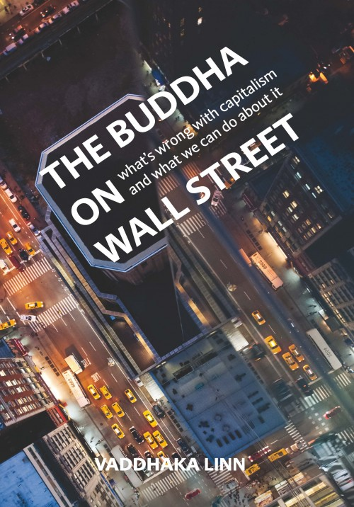 The Buddha on Wall Street Cover