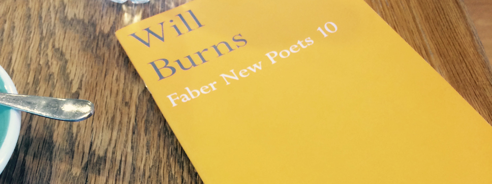 An Interview With Poet Will Burns