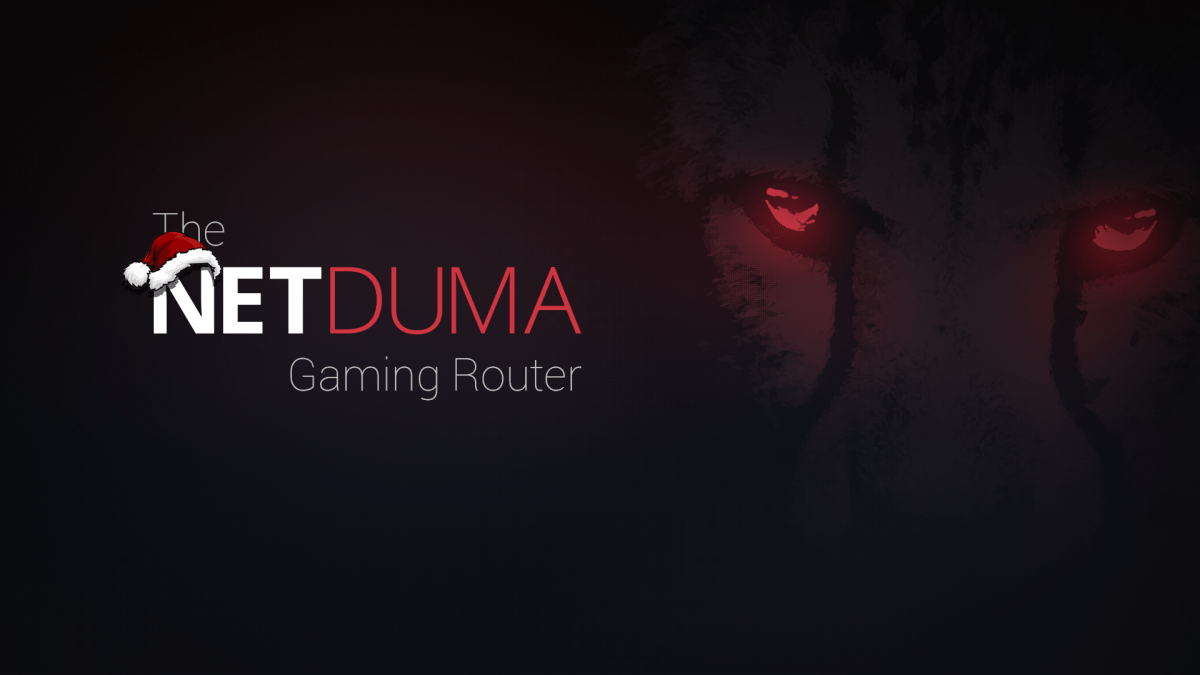 GAMING: Gaming Issues? Meet The Netduma Router - Review
