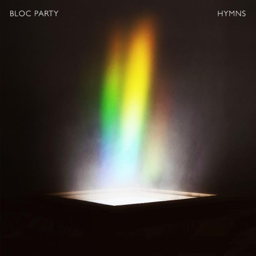 Bloc Party's artwork for 'Hymns', their new album out now.