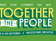 First wave of artists announced for Together The People Festival 2016