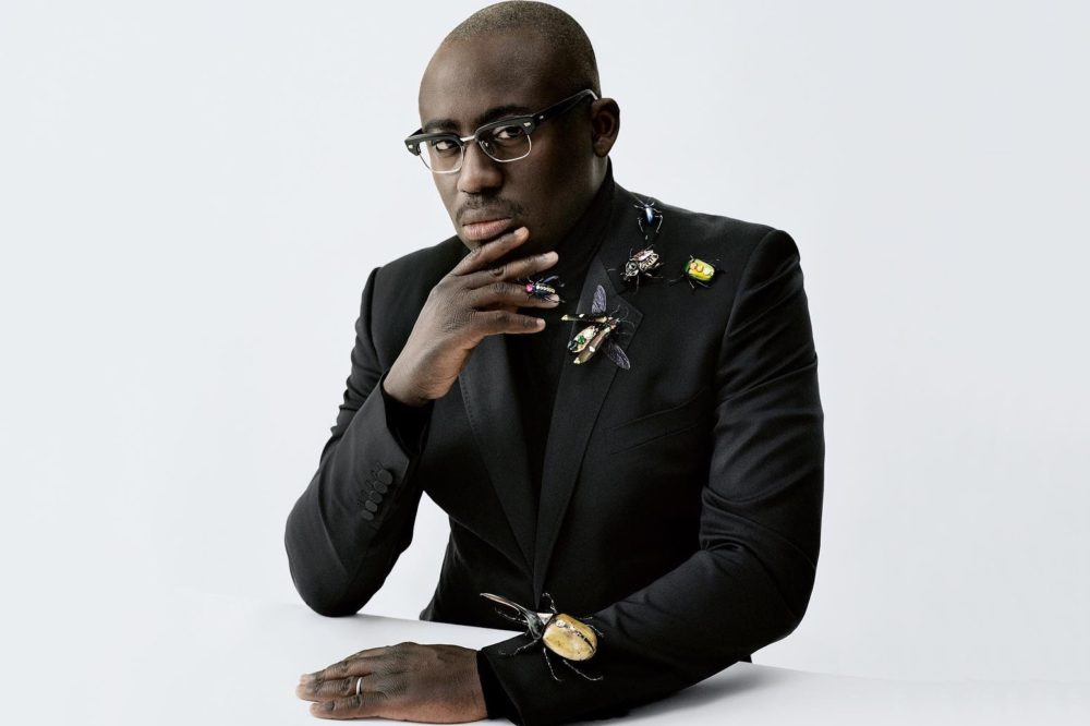 OPINION ARTICLE: Welcome Edward Enninful, New Editor-in-Chief of British Vogue