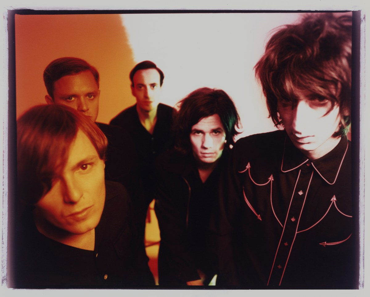 REVIEW: The Horrors @ Attenborough Centre for the Creative Arts, 28/11/2017