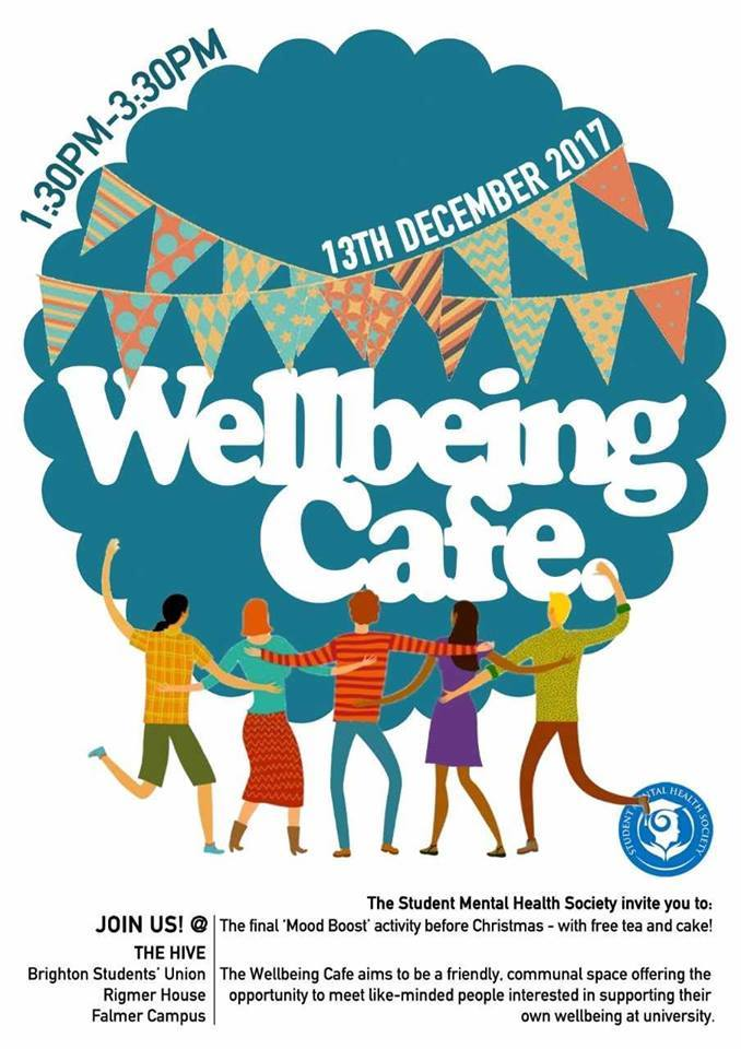 wellbeing cafe