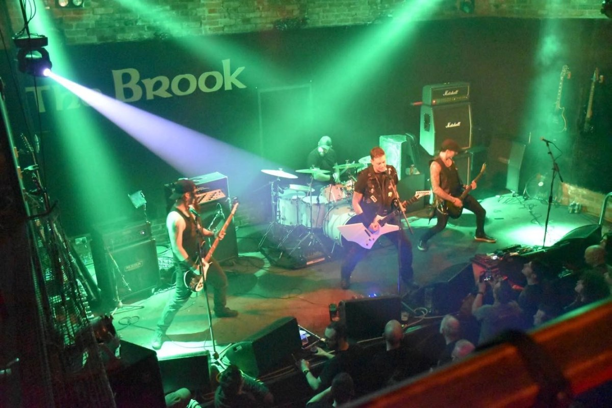 INTERVIEW: 'Metallica Reloaded' Tribute Band @ The Brook, 17/02/18