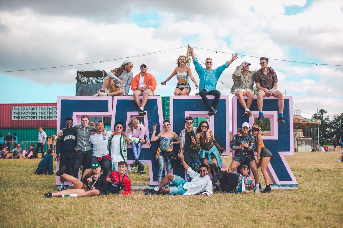 FESTIVAL PREVIEW: Farr Festival @ Bygrave Woods, Hertfordshire, 04/07/18 - 07/07/18